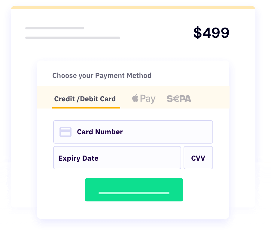 The Payment Processing Stage