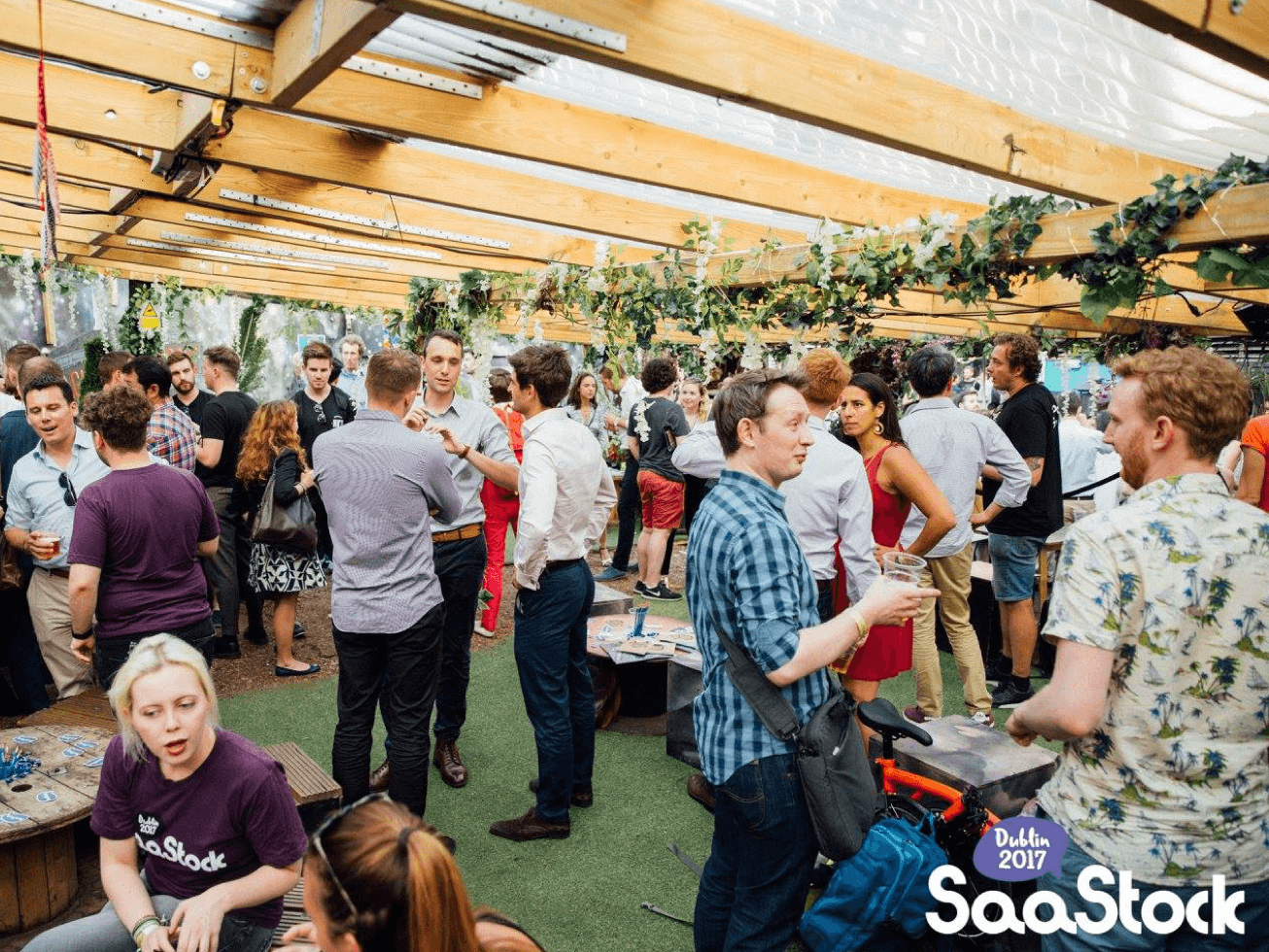 SaaStock Summer Party