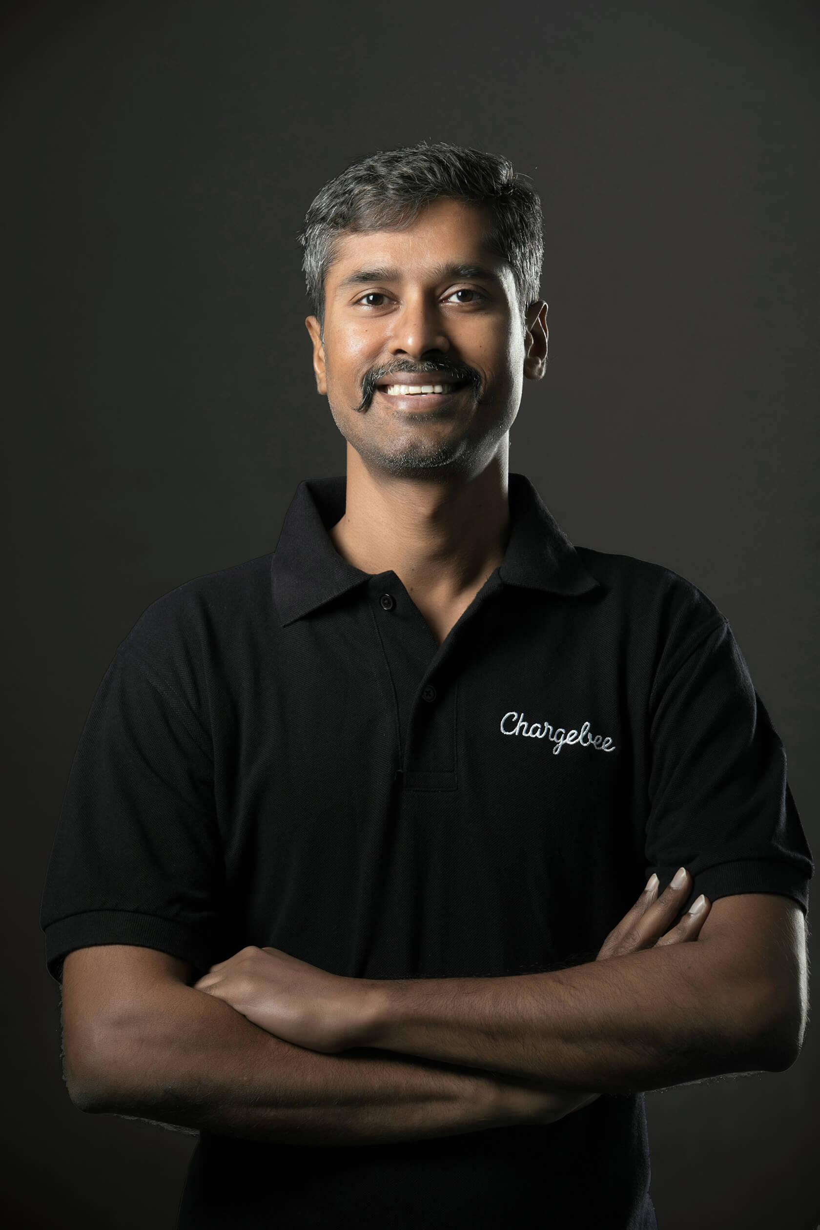 Saravanan(KPS), Co-founder and CTO