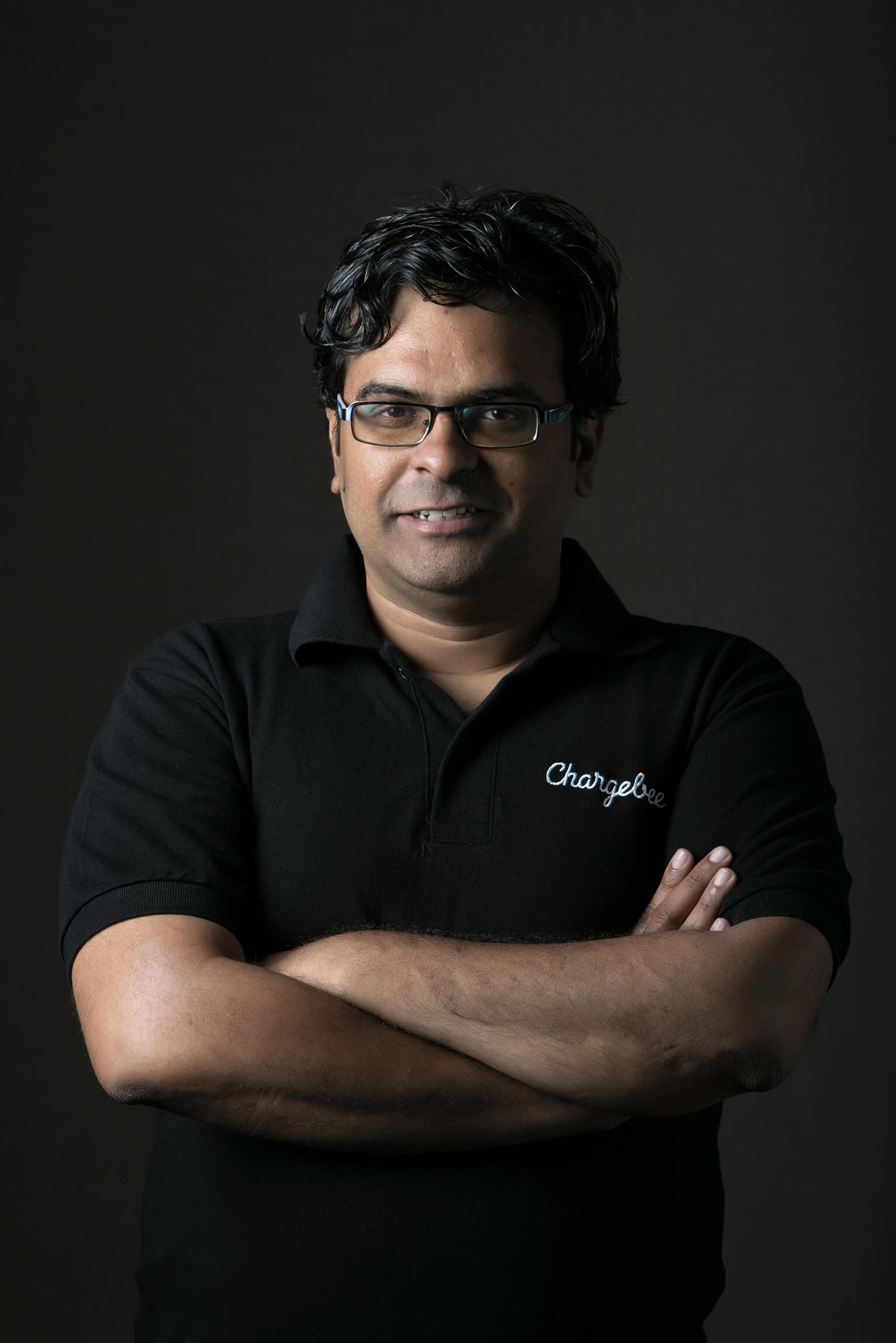 Thiyagarajan T, Co-founder