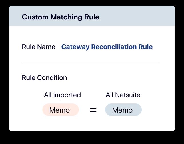 Automate accurate revenue reconciliation