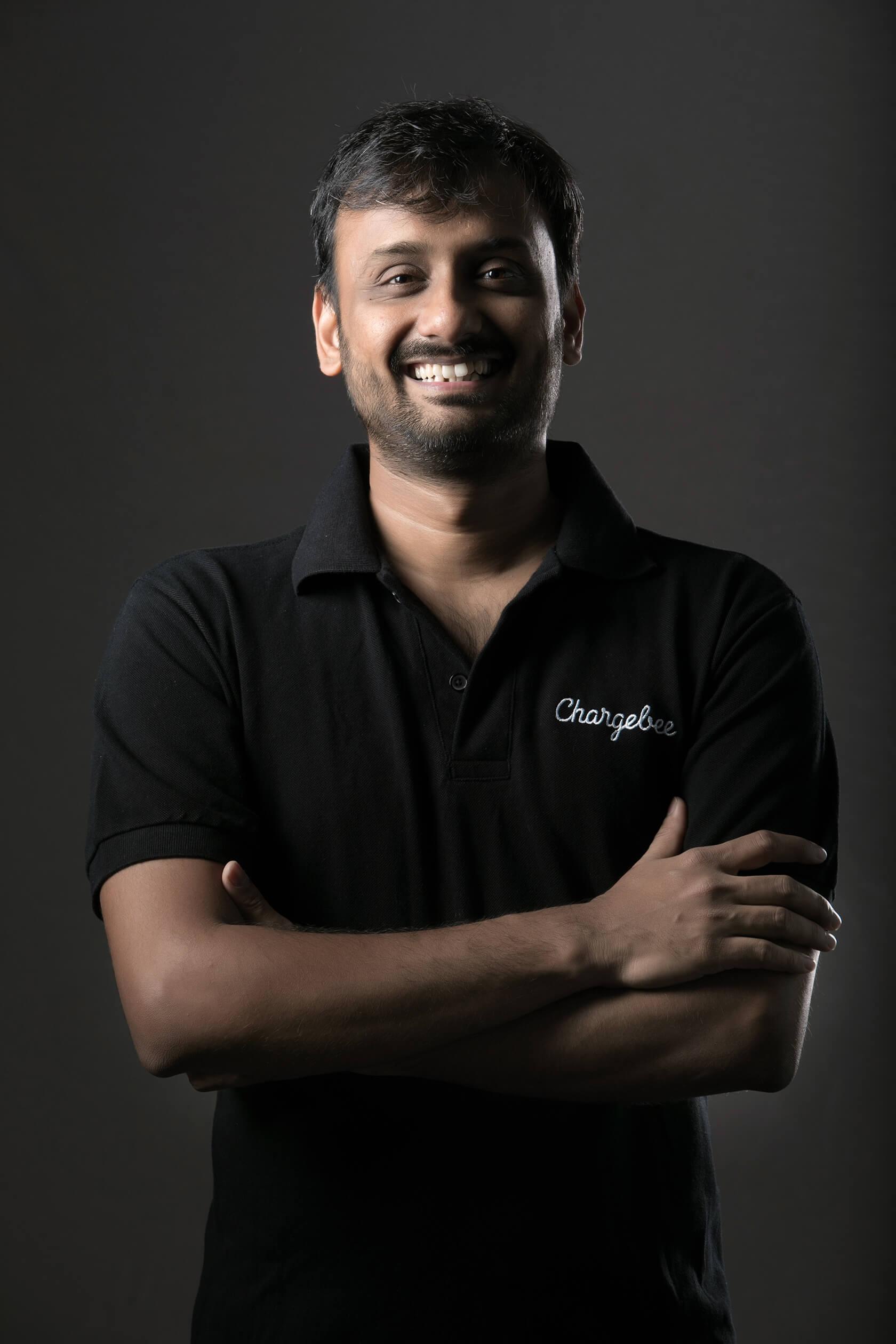 Rajaraman, Co-founder
