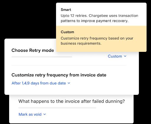 Smart payment retries
